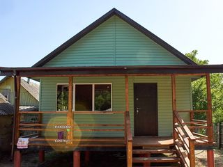 Construim asa casa din panouri SIP în Moldova. Casa 36 m2 in 21 zile!