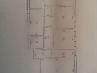 Продается здание разделенное на 2( двухкомнатные ) квартиры в городе Рышкань !