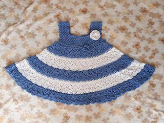 Платья панамки вязанные, можно и на заказ