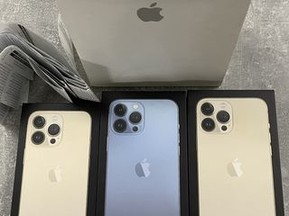 New! iPhone 13 Pro Max 256GB Blue&Gold!! Уже в Кишиневе!