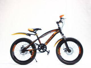 Biciclete pentru toti amatorii de la 6-9 ani,posibil in rate la 0% comision