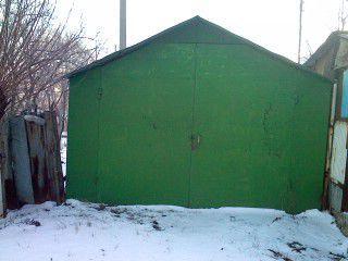 Garaj din metal 4m - 6m