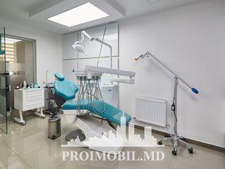 Clinică stomatologică! str. Inculeț, 53mp, euroreparație! vînzare!