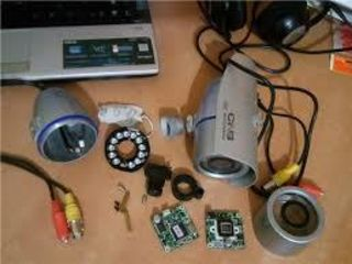 ситемы безопасности ремонт видеокамер домофонов