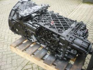 Daf xf 95 МКПП  Ecosplit 16s181 retarder