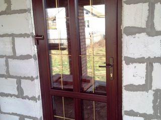 Красивые пластиковые двери и окна пвх ! Без переплаты за бренд ! Сделаем от 49$ = 1m2