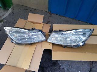 Передние фары Opel Insignia 2009-2012!