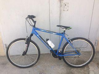 Bicicleta adusa acuma de la Germania