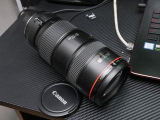 Canon EF 80-200mm L 2.8 Крайне редкий объектив.