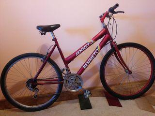 Bicicleta Benneto