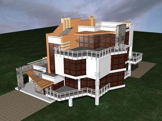 Casa in constructie. Teren - 15 ari