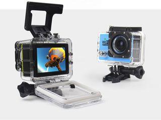Экшн-камера WiFi SJ8000 4K - 14MP - аналог GoPro!!!