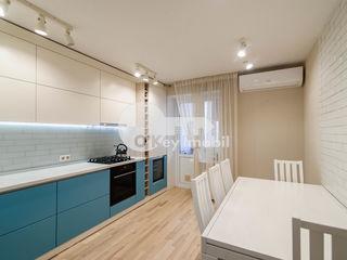 Reconscivil, reparație calitativă! 3 camere, mobilat, parcare subterană+debara, Ion Creangă 89000 €