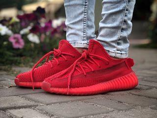 Adidas Yeezy Boost 350 Red Unisex