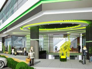 Аренда торговых площадей в новом торговом центре в кишиневе
