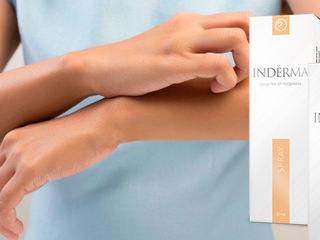 Inderma поможет быстро избавиться от посриаза