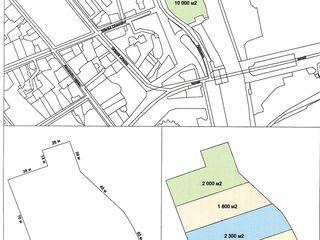 Продается земельный участок под строительство в центре города