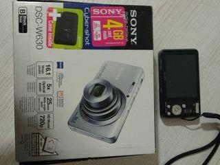 Aparat foto digital Sony Dsc-W630