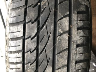 235/55R19 Continental CrossContact, 2010, 60-65%