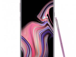 Samsung Galaxy Note 9 Lavender пурпурный  6 GB, 128 GB, Dual SIM, N960