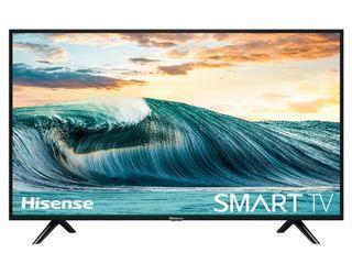 """40"""" LED TV Hisense H40B5600, Black 1920x1080 FHD, SMART TV, PCI 800Hz, DVB-T/T2/C/S2)"""