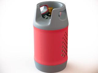 Газовые баллоны «легкие, взрывобезопасные» бытовые, для погрузчиков, butelii de gaz din compozit