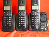 Philips CD 186 trio. Радиотелефон с 3 трубками.