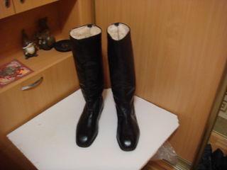Продаются новые офицерские хромовые сапоги 43 размер