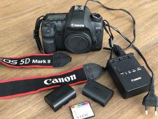 Продам фотоаппарат Canon 5D MARK II