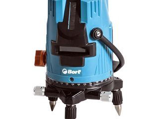 Лазерный уровень bort bln-15 new / garantie 12 luni / reduceri pret promo - 999 lei + stativ 400 lei