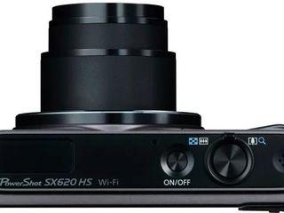 Компактный фотоаппарат Canon PowerShot SX620HS Black