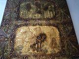 нарды резные*Три Богатыря и Медведи*эксклюзив