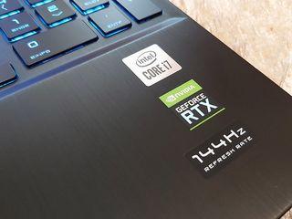 Новый HP Omen i7 10750H RTX 2060