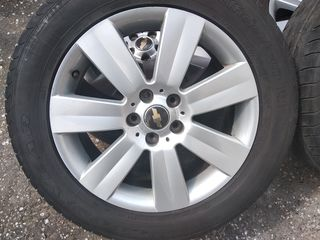 R 18.  5-115 Chevrolet Captiva.Opel Antara