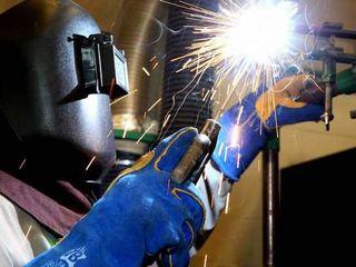 Oferim servicii de sudură în aluminiu,inox,cupru,aramă,