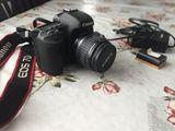 Canon EOS 7D + 18-55mm + 2 baterii + incarcator, 45K
