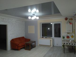 2 спальни + солон 56m2 евро ремонт первый взнос 11000€ Рассрочка на 7 лет !