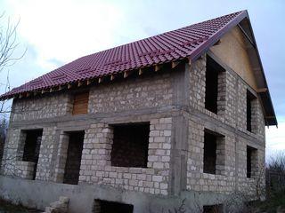 Casa nefinalizata in Anenii Noi, negociabil!