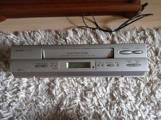 Кассетный видеомагнитофон Sharp VC-G200