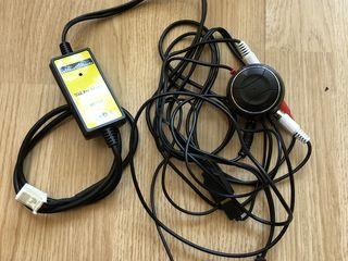 Vînd USB AUX MP3 are si Bluetooth Pentru Toyota Auris 2007