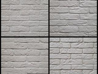 New!caramida decorativa alba.loft,design,decor!ciment/gips!декоративный белый кирпич-бетон/гипс!