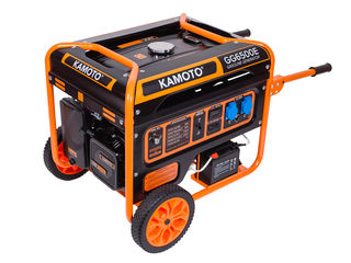 генераторы бензиновые kamoto / generatoare pe benzina kamoto