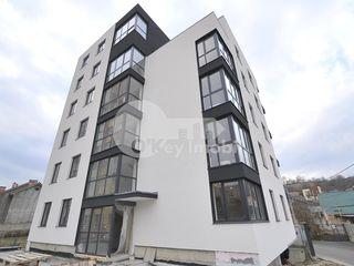 Buiucani, 2 camere, 84 mp, variantă albă, 52000 €