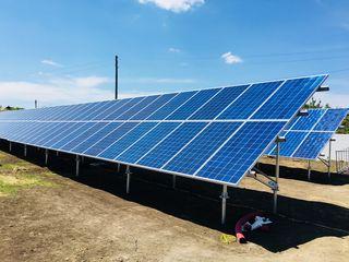 Sisteme solare fotovoltaice/солнечные электростанции
