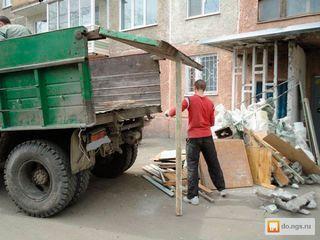 Evacuăm gunoi,deșeuri,resturi după reparație, строймусор, стройматериалы , мусор
