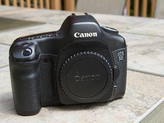 Canon 5d Classic + 4 Stickuri