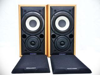 Mission 700 2-Way Reflex Bookshelf Stereo HiFi Speakers / колонки / boxe  Made in UK