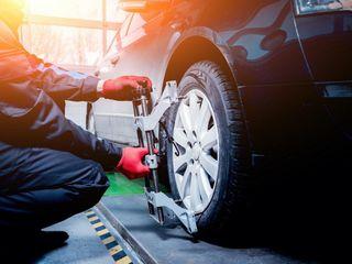 Reglarea unghiurilor la roti, rapid și eficient. Servicii de reparatie.