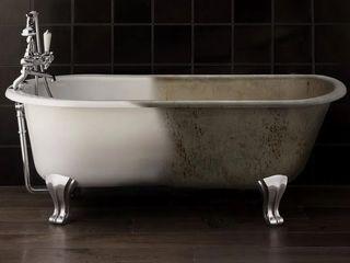 Restaurarea profesionala a cazilor de baie. Профессиональная реставрация ванн.