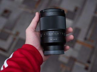 Sony Distagon T* FE 35 mm F1.4 ZA